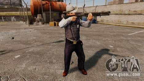 Jeff Bridges (Roy Palsifer) for GTA 4 forth screenshot