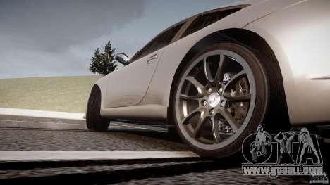 Porsche GT3 997 for GTA 4 bottom view