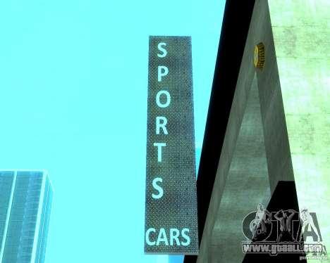 HD Motor Show for GTA San Andreas sixth screenshot