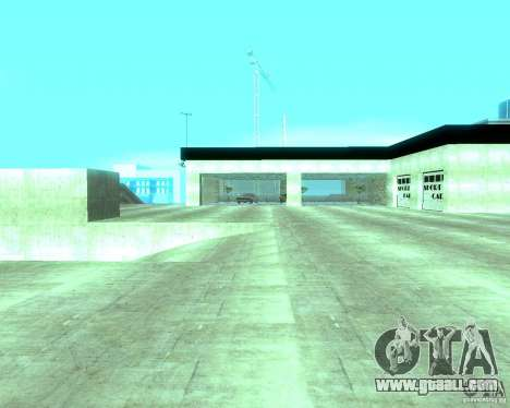 HD Motor Show for GTA San Andreas eleventh screenshot