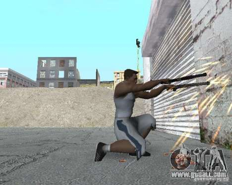 These liners (sleeves) for GTA San Andreas second screenshot