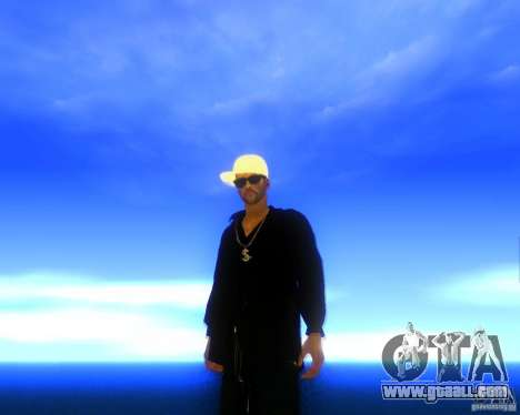Global graphic modification for GTA San Andreas fifth screenshot