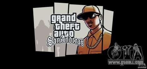 HD Loadscreens v1.01 for GTA San Andreas forth screenshot