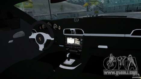 Porsche Targa 4S 2009 for GTA 4 side view