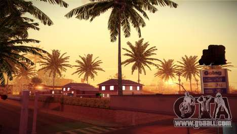 HD Trees for GTA San Andreas second screenshot