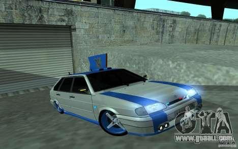 Ваз 2114 Nogay Tun for GTA San Andreas