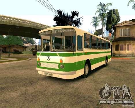 LAZ 699R for GTA San Andreas