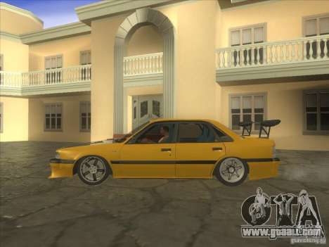 Mazda 626 DRIFT for GTA San Andreas left view