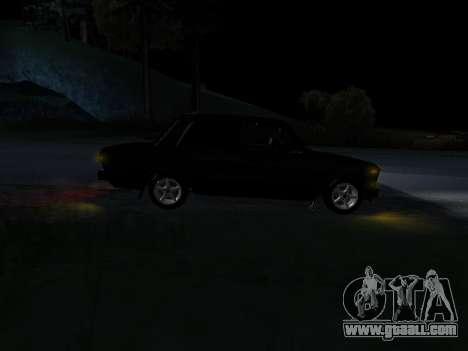 21065 VAZ v2.0 for GTA San Andreas side view