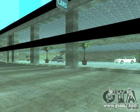HD Motor Show for GTA San Andreas fifth screenshot