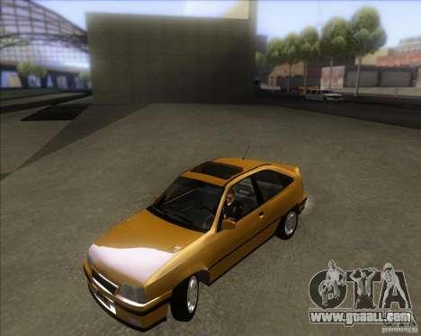 Chevrolet Kadett GSi 2.0 (1991-1995) for GTA San Andreas