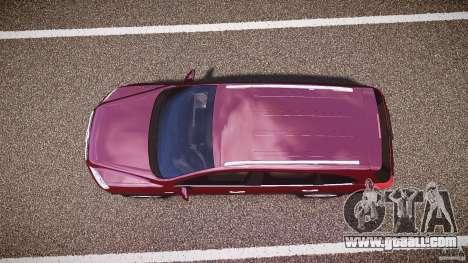 Chevrolet Captiva 2010 Final for GTA 4 back view