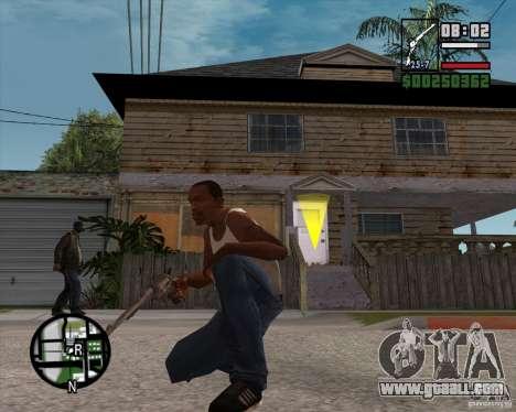 Revolver for GTA San Andreas third screenshot