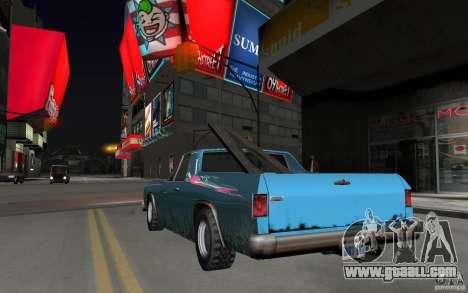 ENBSeries v1 for SA:MP for GTA San Andreas third screenshot