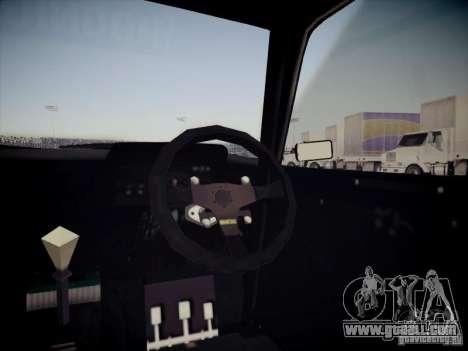 Ford Escort MK2 Gymkhana for GTA San Andreas side view