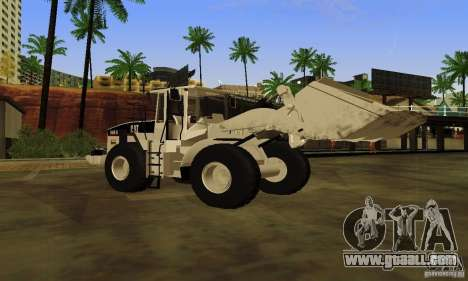 Bulldozer CAT for GTA San Andreas