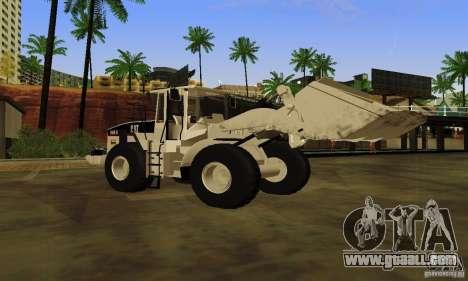 Bulldozer CAT for GTA San Andreas