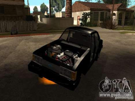 Chevrolet Opala BMT for GTA San Andreas right view