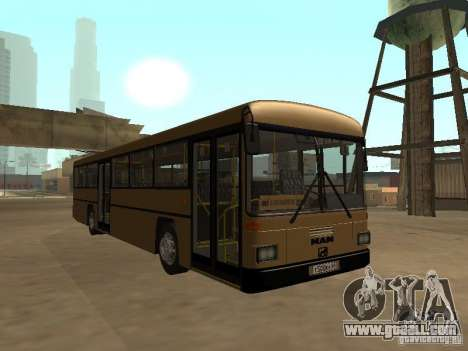 Man 202 for GTA San Andreas left view