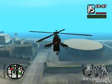 HL 2 VERT v1 for GTA San Andreas back left view