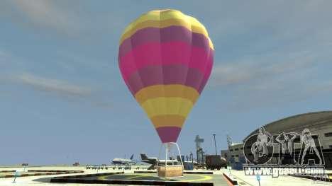 Balloon Tours option 9 for GTA 4