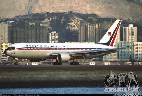 Loading screens Boeing 767 for GTA San Andreas fifth screenshot