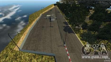 Bihoku Drift Track v1.0 for GTA 4 second screenshot