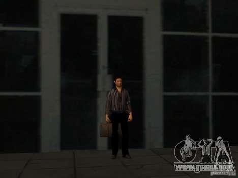 Oživlënie hospitals in Los Santos for GTA San Andreas second screenshot