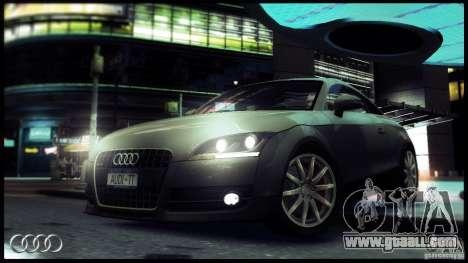 Audi TT 2007 [NFS Undercover] for GTA 4