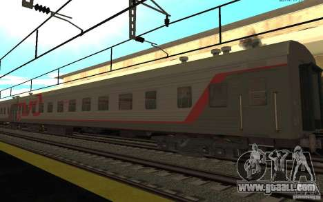 RAILWAY mod II for GTA San Andreas eighth screenshot