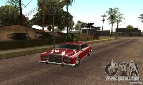 Enb Series HD v2 for GTA San Andreas tenth screenshot