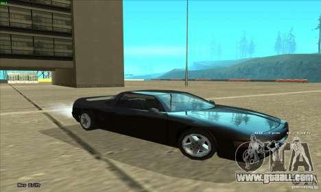 ENBSeries v4.0 HD for GTA San Andreas