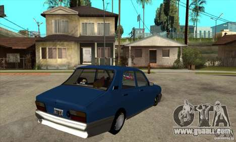 Renault 12 Tuned for GTA San Andreas right view