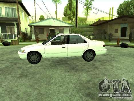 Toyota Camry 2.2 LE for GTA San Andreas left view