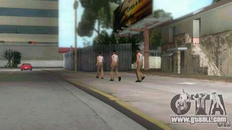 Banda Sholos from gta vcs for GTA Vice City second screenshot