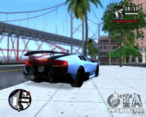Enb series by LeRxaR for GTA San Andreas forth screenshot