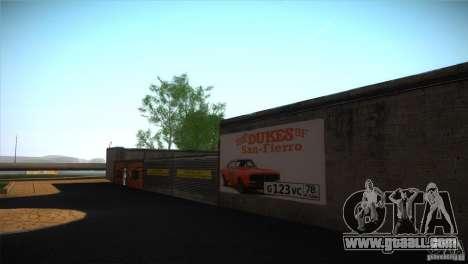 San Fierro Upgrade for GTA San Andreas eleventh screenshot