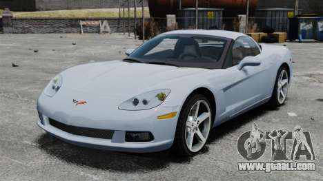 Chevrolet Corvette Z51 for GTA 4