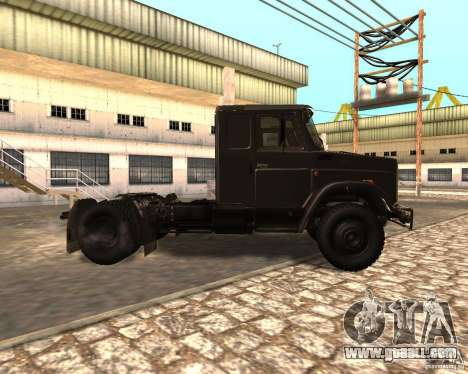 ZIL 5417 for GTA San Andreas left view