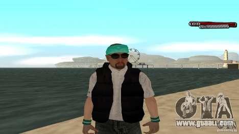 Skin Pack The Rifa Gang HD for GTA San Andreas sixth screenshot
