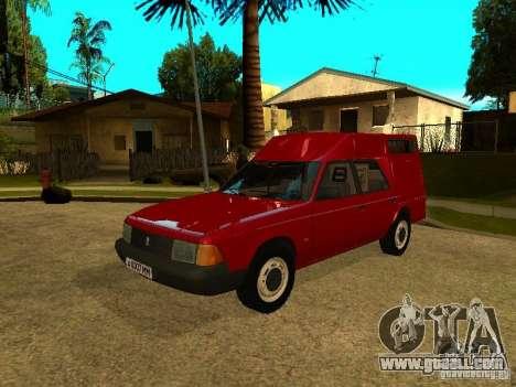 AZLK 2901 for GTA San Andreas