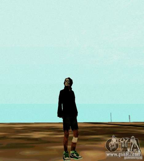 New Skin for GTA San Andreas third screenshot