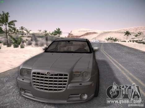 Chrysler 300C SRT8 for GTA San Andreas
