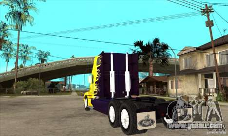 Mack for GTA San Andreas right view