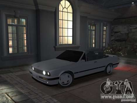 BMW 3-er E30 for GTA 4