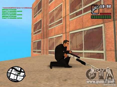 Gun Pack by MrWexler666 for GTA San Andreas ninth screenshot