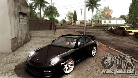 Porsche 911 GT2 RS 2012 for GTA San Andreas wheels