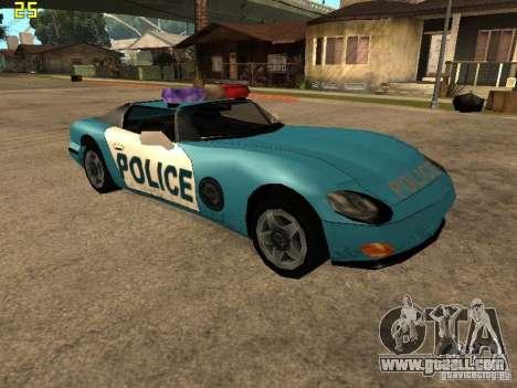 Banshee Police San Andreas for GTA San Andreas
