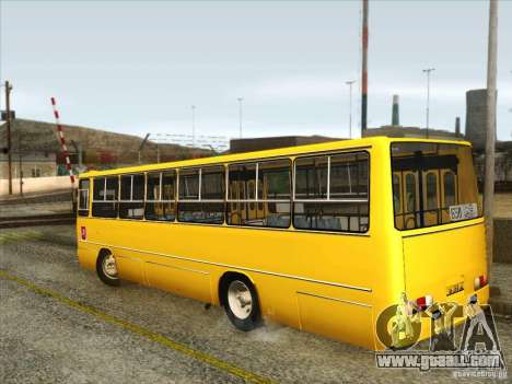 IKARUS 260 for GTA San Andreas left view
