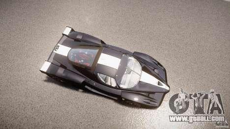 Ferrari FXX for GTA 4 right view